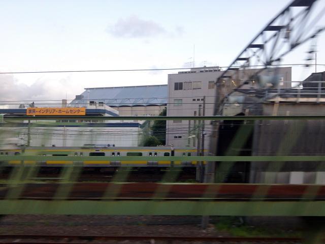 JR中野車庫〜車庫風景【8・5あるあるの東京・中央線・中野ぶらり】