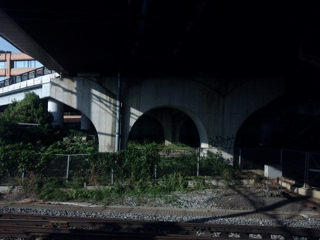 常磐線車窓風景写真その6【9・8あるあるの茨城・水戸・赤塚ぶらり】