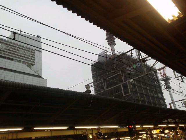 横浜駅ホーム☆神奈川風景【神奈川・横浜】9月2日あるある神奈川ぶらり